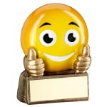 Smiley Thumbs Up Trophy RF951